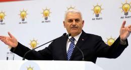 """Başbakan Yıldırım, """"Derdimiz, davamız Türkiye'yi büyütmek"""""""