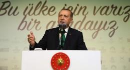 """Cumhurbaşkanı Erdoğan, """"İnlerine gireceğiz dedik, girdik"""""""