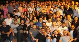 Gazeteciler İstanbul'da iftarda buluştu