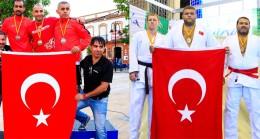 İstanbul itfaiyesi, şampiyonada madalya bırakmadı