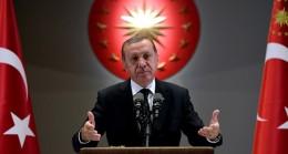 """Cumhurbaşkanı Erdoğan, """"Biz insana insan olduğu için değer veriyor, hepsine kapımızı açıyoruz"""""""