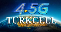 Turkcell, 15 milyonu aşkın abonesinin 4,5G'ye geçiş yaptığını açıkladı