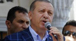 """Cumhurbaşkanı Erdoğan, """"İstanbul'un güzelliğine ucubelerle zarar verdik"""""""