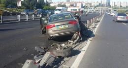 Bakırköy'de kaza