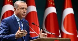 Cumhurbaşkanı Erdoğan'dan son dakika!