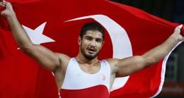 Taha Akgül Olimpiyat Şampiyonu