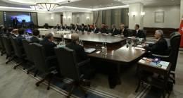 Bakanlar Kurulu toplantısı sürüyor