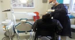Çekmek Belediyesi'nden engellilere ücretsiz ağız bakım ve diş tedavisi