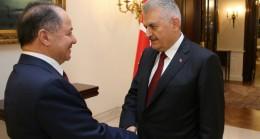 Mesut Barzani ile PKK görüşmesi