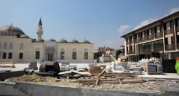 Florya Camii inşaatı bitmek üzere