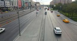 İstanbul'un yolları hep böyle olsa!