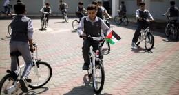 Cumhurbaşkanı Erdoğan Gazzeli çocukları inanılmaz mutlu etti