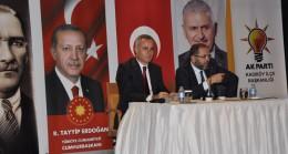 Fasl-ı Siyaset'te Mercidabık'tan Fırat Kalkanı'na anlatıldı