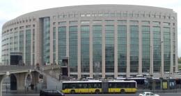 İstanbul Adalet Sarayı'nda FETÖ araması