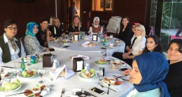 İstanbul Kızılay Kadın Kolları'nın önemli buluşması