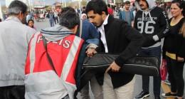 Patlama Yenibosna'da, çanta arama Taksim'de!