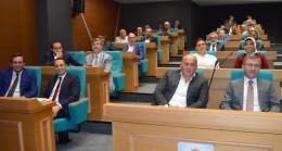Üsküdar Belediyesi'nin 2017 yılı performans ve tahmini bütçesine onay