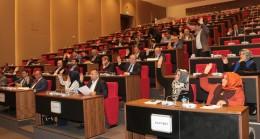 Ümraniye Belediyesi'nin performans ile bütçesi kabul edildi