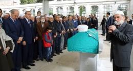 Cumhurbaşkanı Erdoğan, Baytan Hocaefendinin cenazesine katıldı