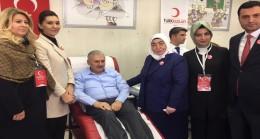 Başbakan Yıldırım'dan Kızılay İstanbul Şubesi'ne destek