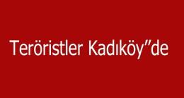 Kadıköy'de terörist sevicilerin eylemi