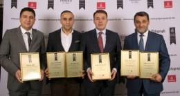 Sancaktepe Belediyesi ödülleriyle Türkiye'nin gururu oldu