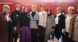 Gazi kadınların 'Tanklardan Güçlü Kadınlar' buluşması