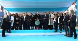 Cumhurbaşkanı Erdoğan, dışarıya ihraç edilen gemilerin töreninde