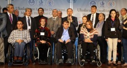 Bağcılar'da Uluslararası Engellilik ve Din Sempozyumu' başlıyor