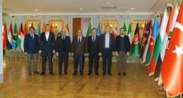 Başkan Can'dan Yeşilay'a ziyaret
