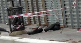 Kadıköy'de top mermileri!