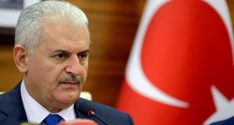 """Başbakan Binali Yıldırım, """"CHP hep kriz uyarısı yapar"""""""