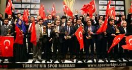 Başkan Türkmen'e 'Onur Ödülü'