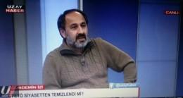 Uzay Televizyonu'nda AK Parti ve FETÖ konuşuldu