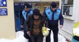 Beyoğlu Belediyesi'nden Yılmaz dedeye merhamet eli