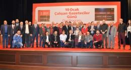 Ümraniye Belediyesi farkıyla 10 Ocak Gazeteciler Günü