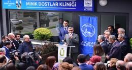 Üsküdar Minik Dostlar Kliniği, haftanın 7 günü açık