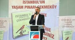 İstanbul's Sprıng Of Life Çekmeköy kitabı tanıtıldı