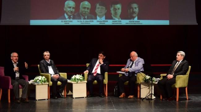 Üsküdar'da başkanlık konuşuldu