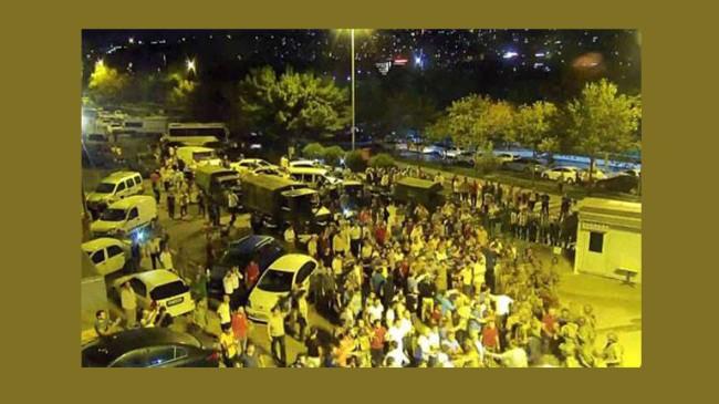 """FETÖ'cu işgalciler: """"AK Parti binasına girme emri aldık"""""""