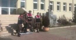 Terör sevici havalimanı çalışanı tutuklanarak cezaevine gönderildi