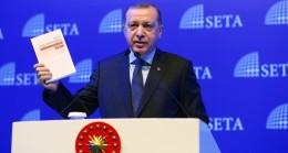 """Erdoğan, """"Cumhurbaşkanlığı sisteminin bir arka planı var"""""""