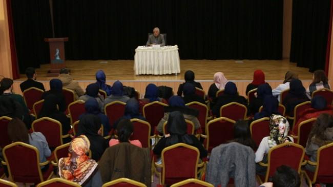"""Sancaktepe'de Sultan 2. Abdülhamit Han"""" anlatıldı"""