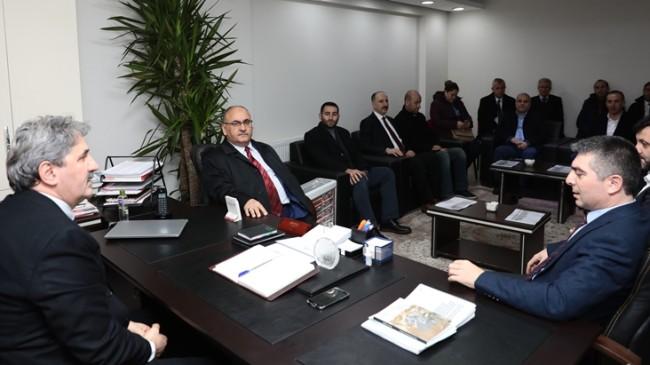 Ümraniye'de AK Parti, MHP dostluğu