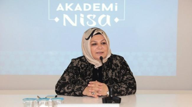 """Başkan Şeyma Döğücü, """"Biz kadınlar Türkiye siyasetinin kendisiyiz"""""""