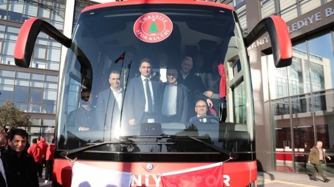 "Kaptan Hasan Can, ""Bu otobüs Süper Lig'e gider"""