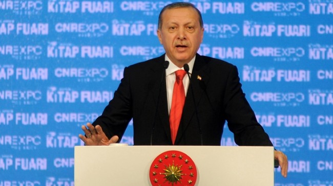 """Cumhurbaşkanı Erdoğan, """"Twitter'le gerçek bilgiye ulaşılamaz"""""""