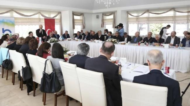 Beykoz'un ev sahipliğinde İstanbul Kent Konseyi kurulması kararlaştırıldı