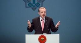 Cumhurbaşkanı Erdoğan, 3. Milli Kültür Şurası'na katıldı
