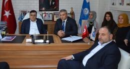 Milletvekili Serkan Bayram'dan Sevgi Seli Derneği'ne ziyaret